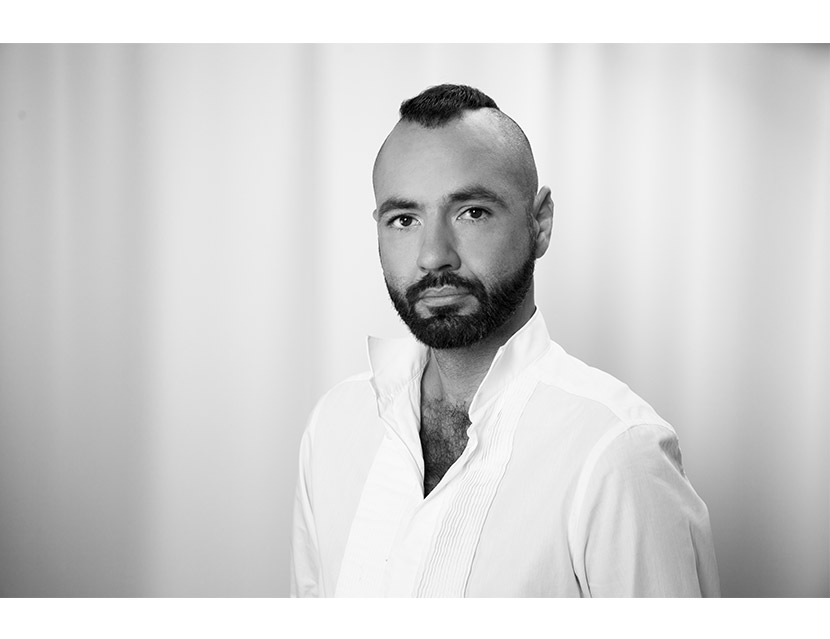 Conversa com especialista: session stylist Adam Garland